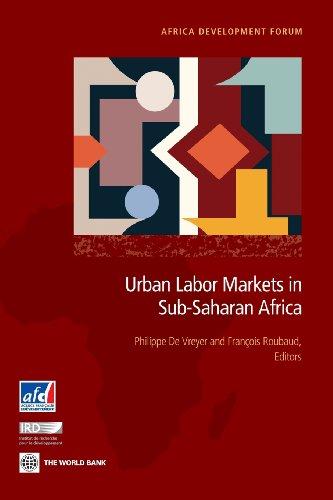 9780821397817: Urban Labor Markets in Sub-Saharan Africa (Africa Development Forum)