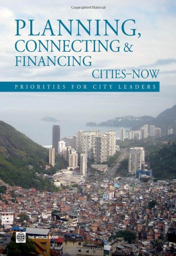 9780821398395: Planning, Connecting, and Financing Cities -- Now: Priorities for City Leaders