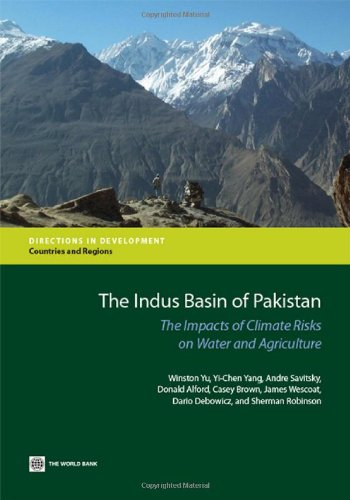 9780821398746: The Indus Basin of Pakistan: The Impacts of Climate Risks on Water and Agriculture (Directions in Development)