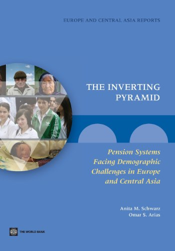 9780821399088: The Inverting Pyramid: Pension Systems Facing Demographic Challenges in Europe and Central Asia