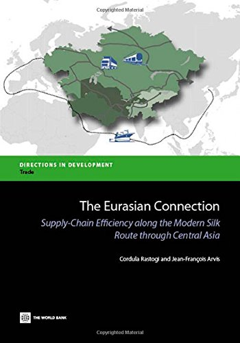9780821399125: The Eurasian Connection: Supply-Chain Efficiency along the Modern Silk Route through Central Asia (Directions in Development)