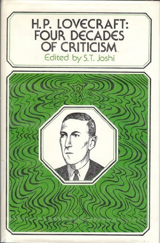 9780821404423: H.P.Lovecraft: Four Decades of Criticism