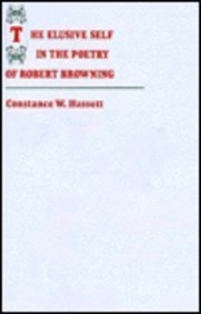 9780821406298: Elusive Self In Poetry Robert Browning