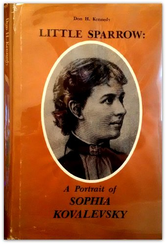 9780821406922: Little Sparrow: Portrait of Sophia Kovalevsky