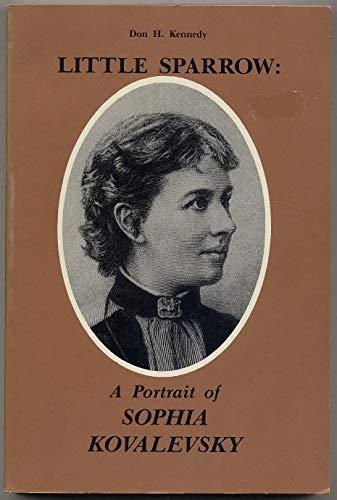 9780821407035: Little Sparrow: A Portrait of Sophia Kovalevsky