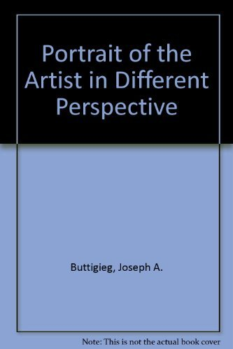 9780821408575: A Portrait of the Artist in Different Perspective