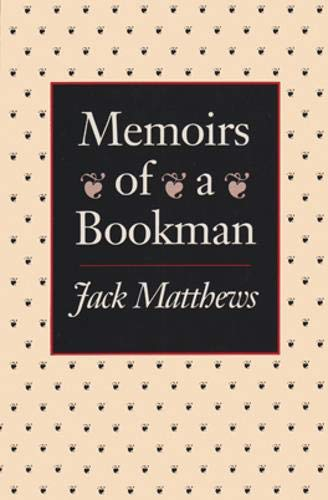Memoirs of a Bookman