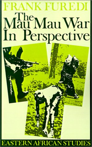 9780821409411: The Mau Mau War in Perspective: Eastern African Studies