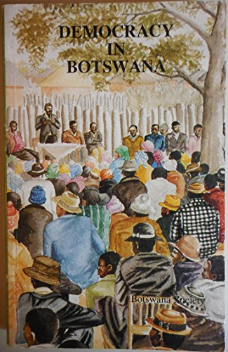 Democracy In Botswana: Holm, John D.