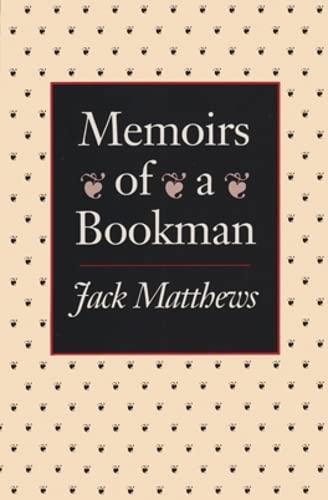 9780821409749: Memoirs Of Bookman