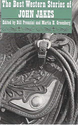 9780821409831: The Best Western Stories of John Jakes (Western Writers Series)