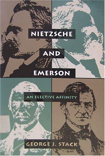 9780821410370: Nietzsche & Emerson: An Elective Affinity