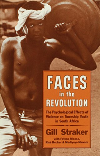 9780821410400: Faces In Revolution: The Psychological Effects Of Violence