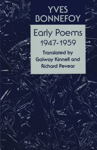 9780821410486: Early Poems 1947-1959
