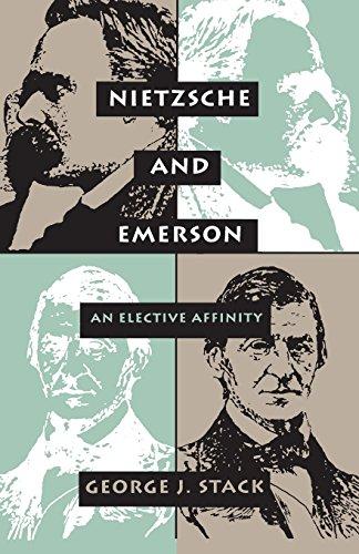 9780821410684: Nietzsche & Emerson: An Elective Affinity