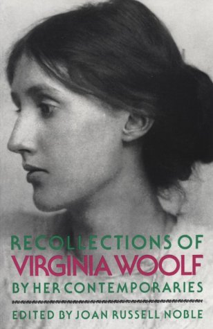 9780821411056: Recollections of Virginia Woolf by Her Contemporaries