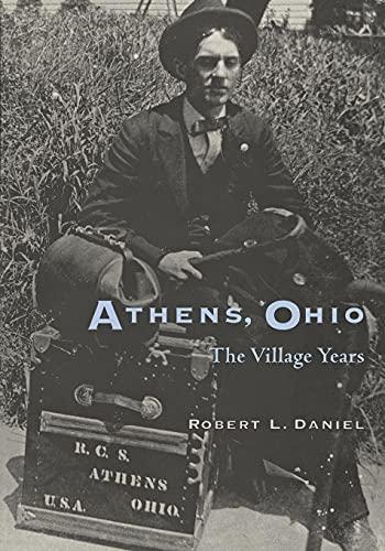 9780821411964: Athens Ohio: Village Years