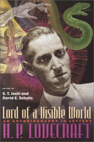 9780821413326: Lord of a Visible World: An Autobiography in Letters