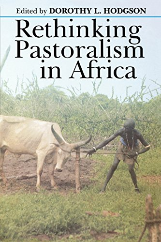 9780821413708: Rethinking Pastoralism In Africa: Gender, Culture, And Myth Of Patriarchal Pastoralist (Eastern African Studies)