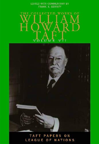"""9780821415641: The Collected Works of William Howard Taft, Vol. 8: """"Liberty under Law"""" and Selected Supreme Court Opinions (Collected Works W H Taft)"""