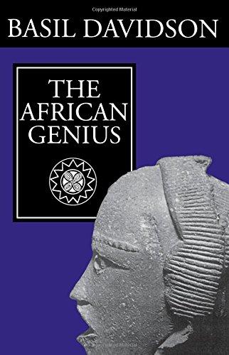 9780821416051: The African Genius