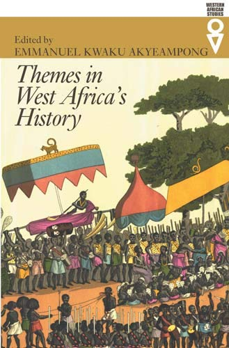 9780821416402: Themes in West Africa's History (Western African Studies)