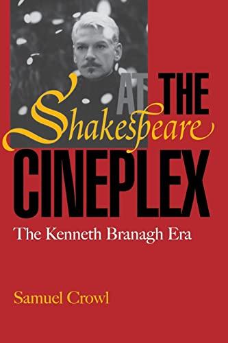 9780821416679: Shakespeare at the Cineplex: The Kenneth Branagh Era