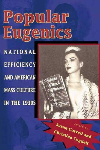 9780821416914: Popular Eugenics: National Efficiency and American Mass Culture in the 1930s