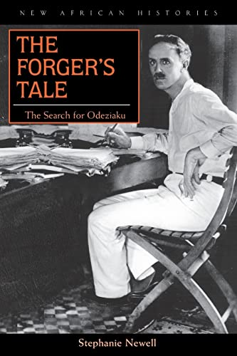 9780821417102: The Forger's Tale: The Search for Odeziaku