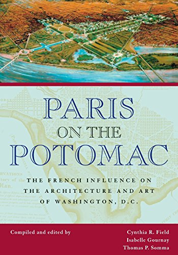 9780821417607: Paris on the Potomac: The French Influence on the Architecture and Art of Washington, D.C. (Perspective On Art & Architect)