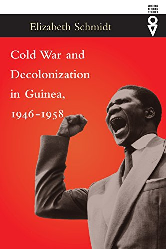 9780821417645: Cold War and Decolonization in Guinea, 1946-1958 (Western African Studies)