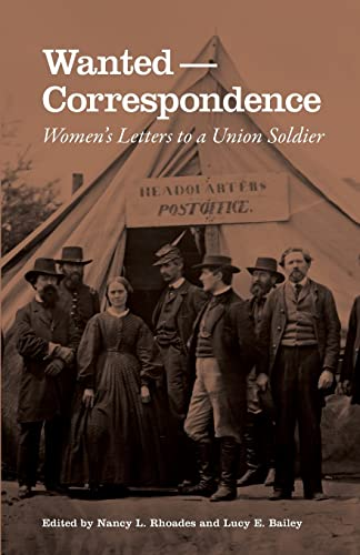 9780821418055: Wanted―Correspondence: Women's Letters to a Union Soldier
