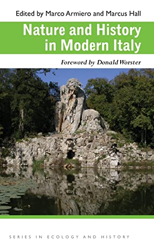 9780821419151: Nature and History in Modern Italy (Ecology & History)