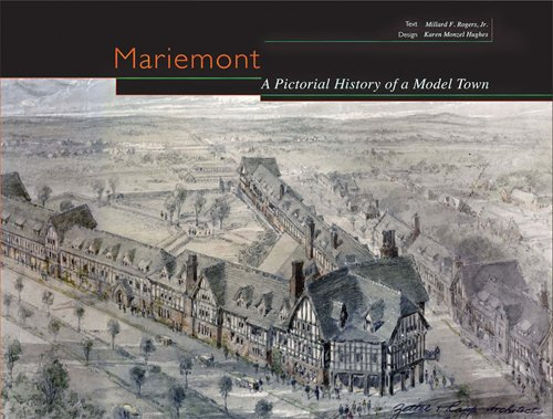 9780821419724: Mariemont: A Pictorial History of a Model Town