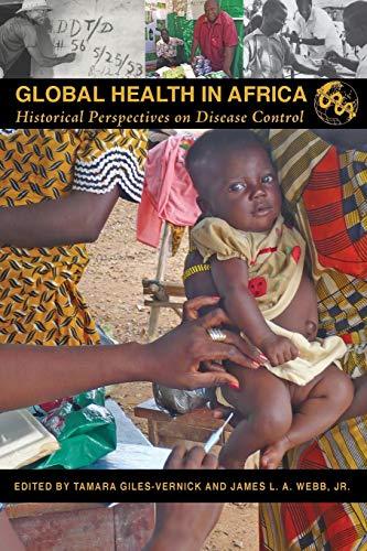 9780821420683: Global Health in Africa: Historical Perspectives on Disease Control (Perspectives on Global Health)