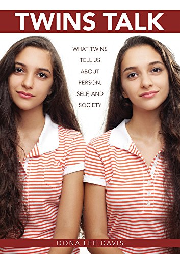 9780821421116: Twins Talk: What Twins Tell Us about Person, Self, and Society