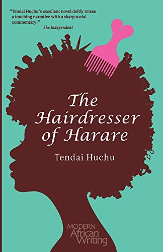 9780821421635: The Hairdresser of Harare: A Novel (Modern African Writing Series)