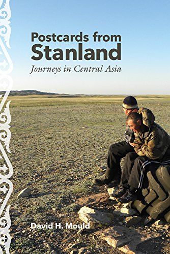 9780821421772: Postcards from Stanland: Journeys in Central Asia