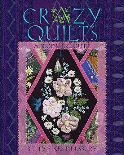 9780821422137: Crazy Quilts: A Beginner's Guide