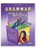 9780821502075: Grammar for Writing Level Purple (Hardcover)
