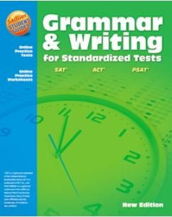 9780821502686: Grammar and Writing for Standardized Tests -Student Edition:grades 9-12
