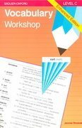 9780821506080: Vocabulary Workshop, Level C, Enhanced Edition