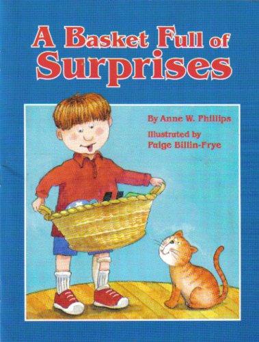 9780821507353: A Basket Full of Surprises (Sadlier Little Books Reading, Level K, Set 2 Intial Consonant b)