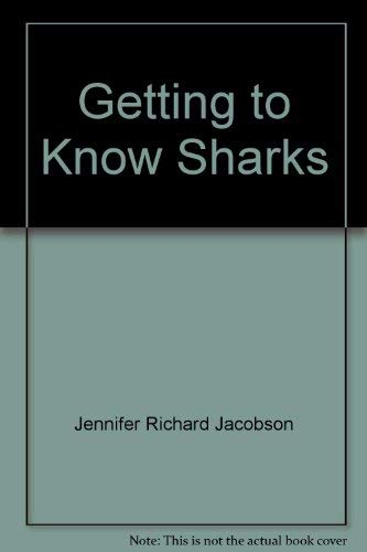 9780821509548: Getting to know sharks (Sadlier little books phonics)