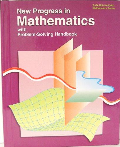 9780821516782: New Progress in Mathematics with Problem-Solving Handbook