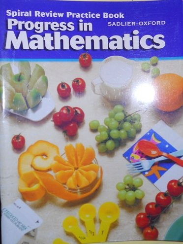 Progress in Mathematics, Grade 5 (0821525751) by Rose A. McDonnell; Catherine D. Le Tourneau; Anne V. Burrows; Elinor R. Ford
