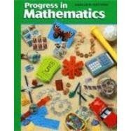 9780821526033: Progress in Mathematics - 3rd grade level