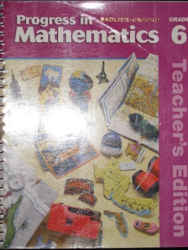 9780821526163: Progress in Mathematics
