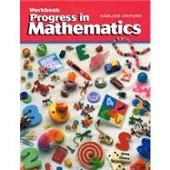 Progress in Mathematics: Workbook Grade 1 (0821526219) by Rose A. McDonnell; Catherine D. Le Tourneau; Anne V. Burrows