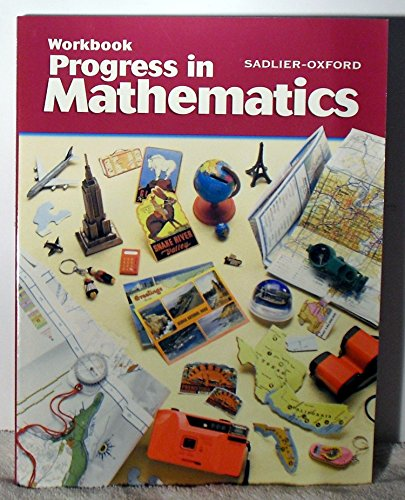9780821526262: Progress in Mathematics (Workbook)